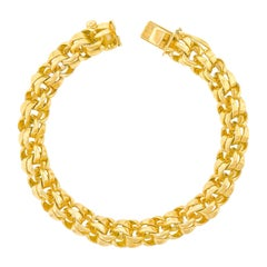 Fifties Everyday American Gold Bracelet