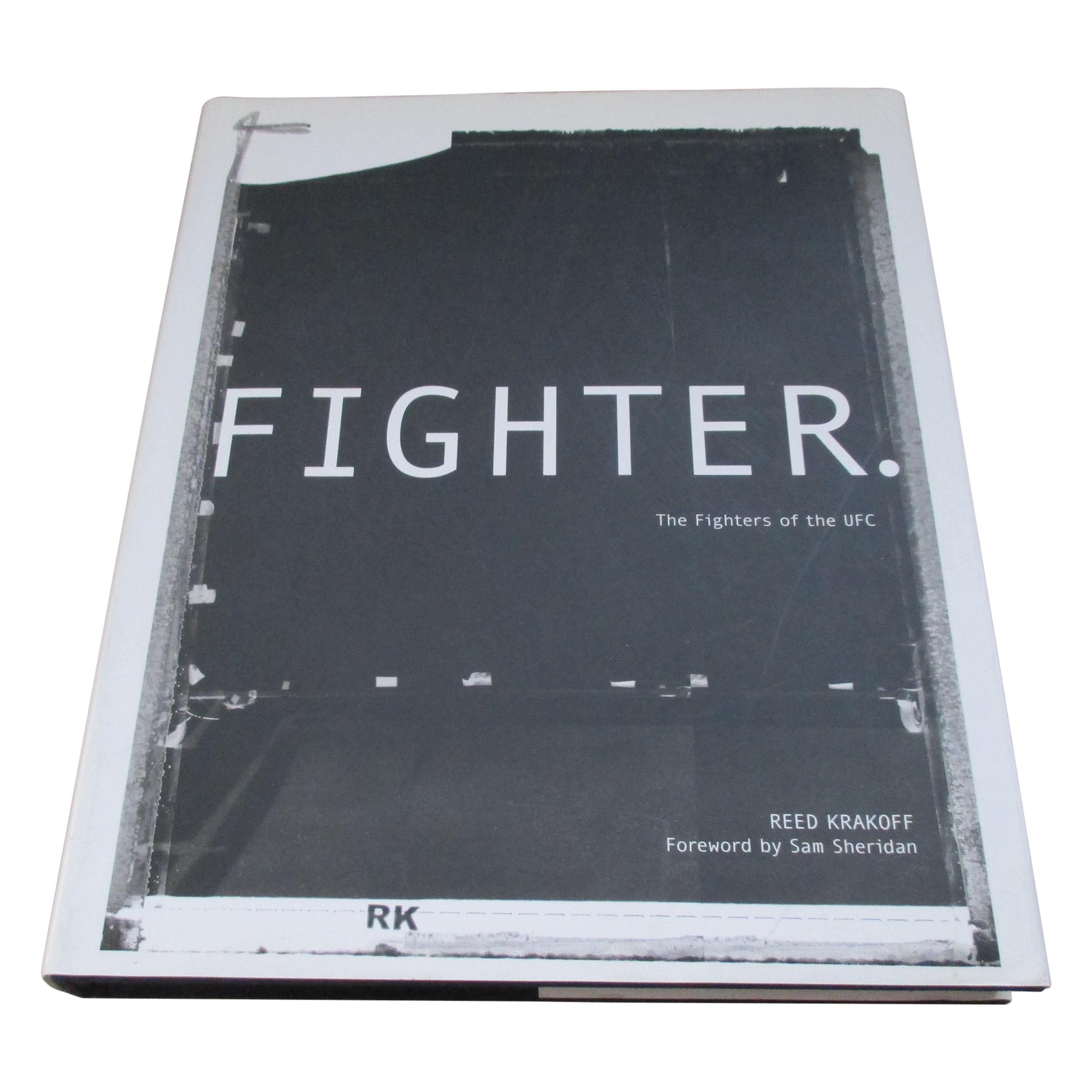 Fighter Hardcover Coffee Table Book