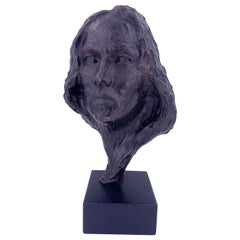 Figurative Female Bronze Sculpture