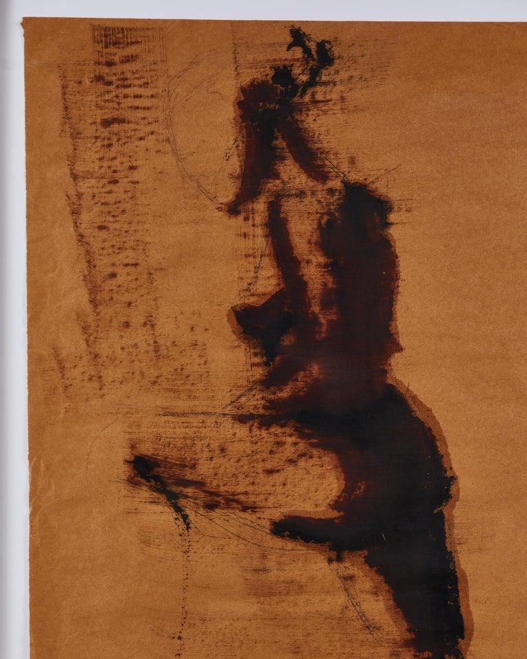 Figurative Ink on Paper, Original Artwork by Greg Lauren For Sale 1