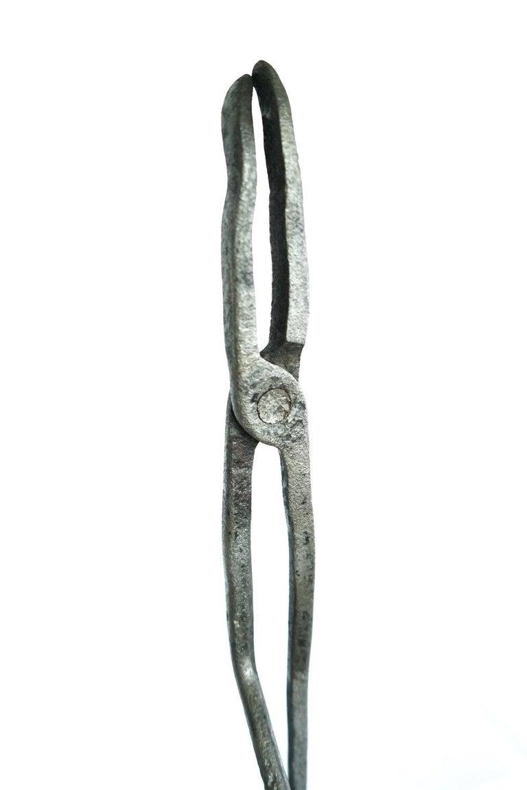 "Sculpture by David Edelman -) Cast bronze, limited edition -) H 30"", base dimensions: L 5"" x W 7""."