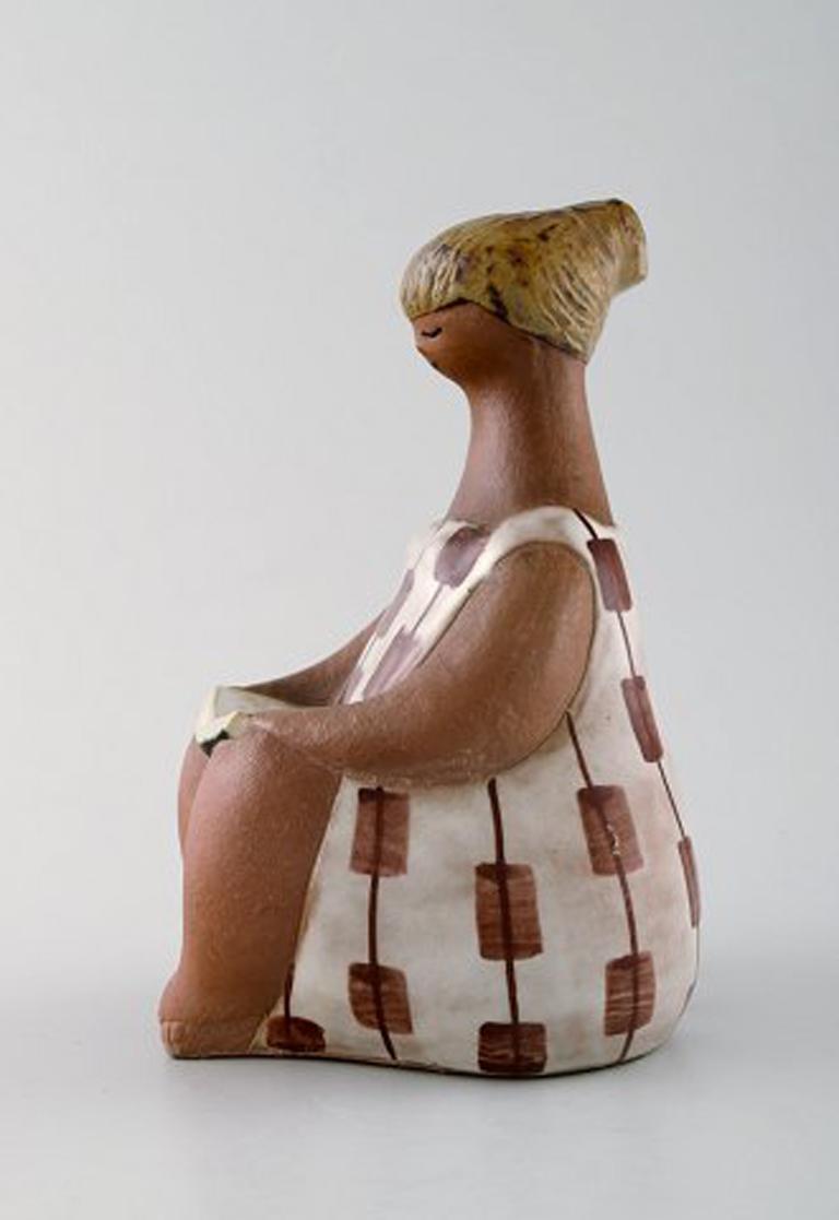 Figure, Lisa Larson for Gustavsberg,