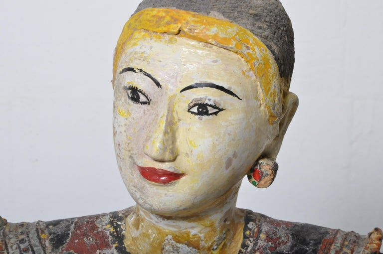 Figure of a Thai Angel For Sale 9