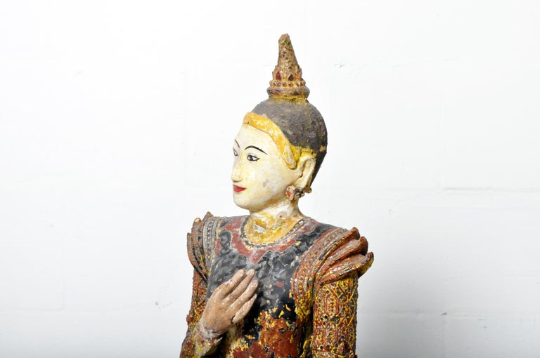 Figure of a Thai Angel For Sale 10