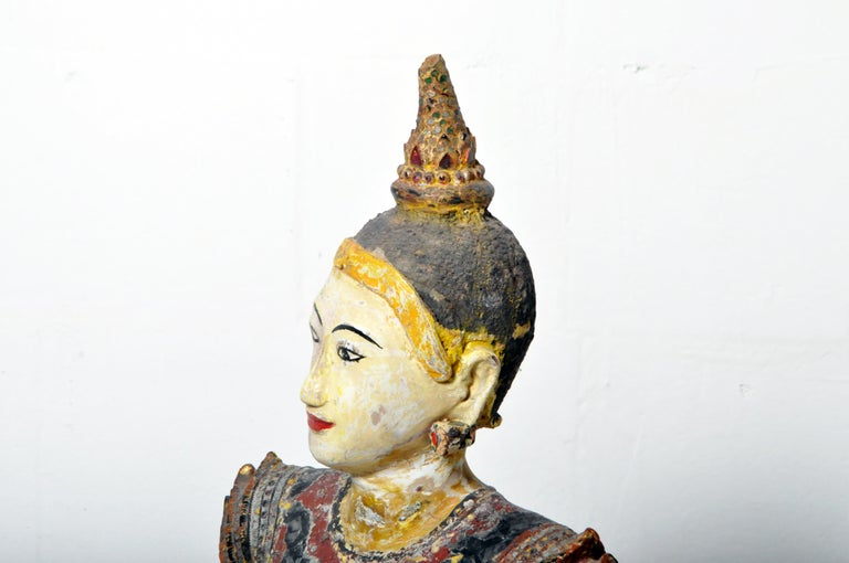 Figure of a Thai Angel For Sale 12