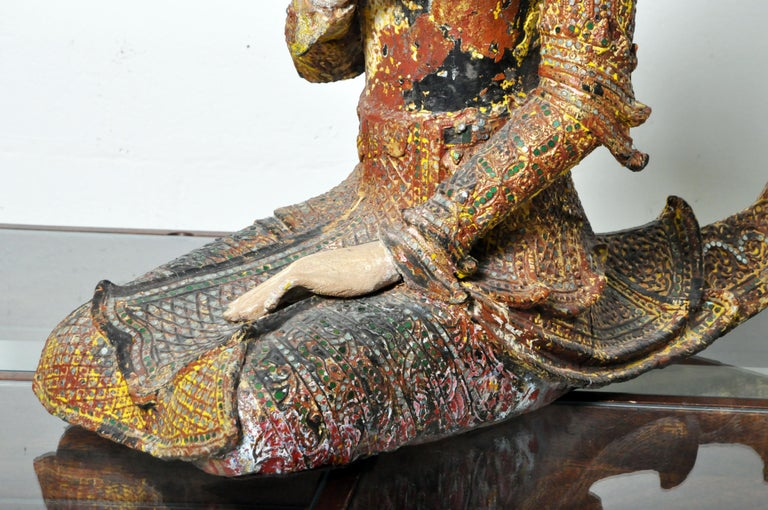 Figure of a Thai Angel For Sale 14