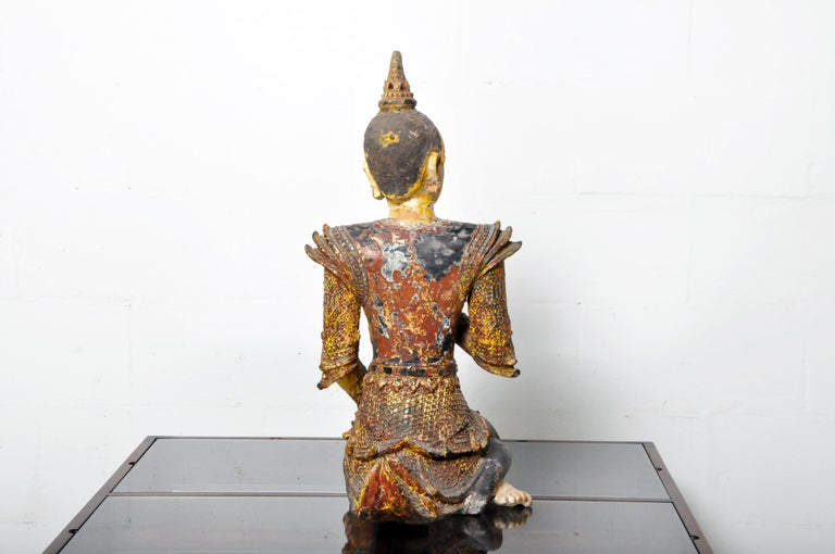 Figure of a Thai Angel For Sale 15