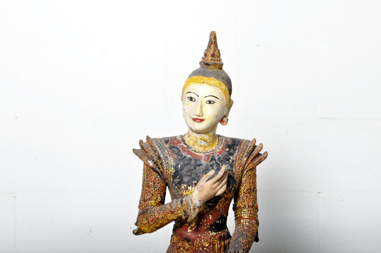 Figure of a Thai Angel For Sale 2