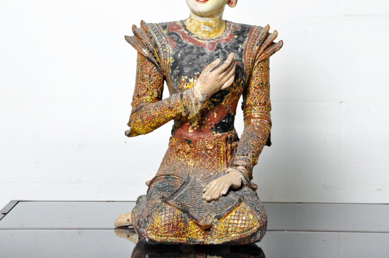 Figure of a Thai Angel For Sale 3