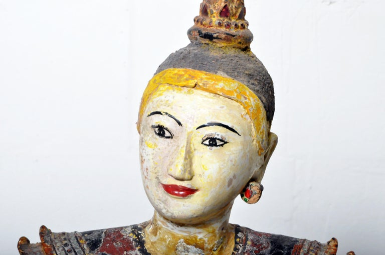 Figure of a Thai Angel For Sale 4