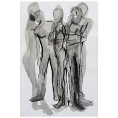 'Figure Study 1' by Tania Cruz, 2018