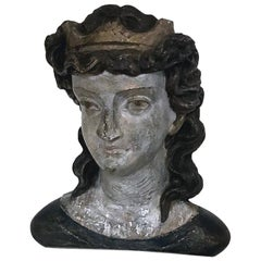 Figurehead Fragment Bust