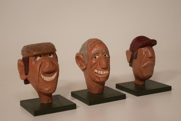 Figurines by Dr. Harley Niblack For Sale 2