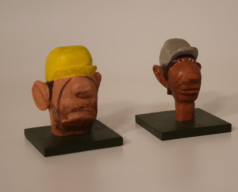 Figurines by Dr. Harley Niblack For Sale 4