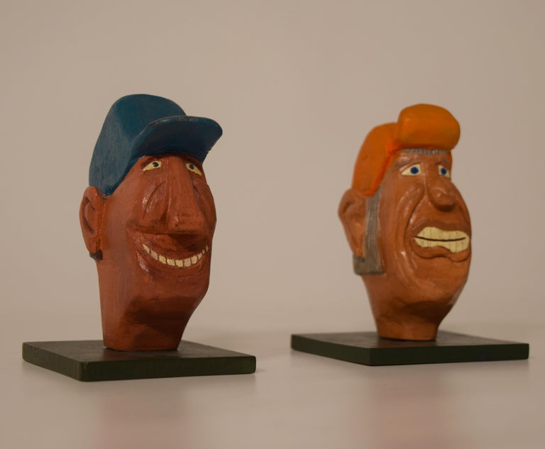 Figurines by Dr. Harley Niblack For Sale 1
