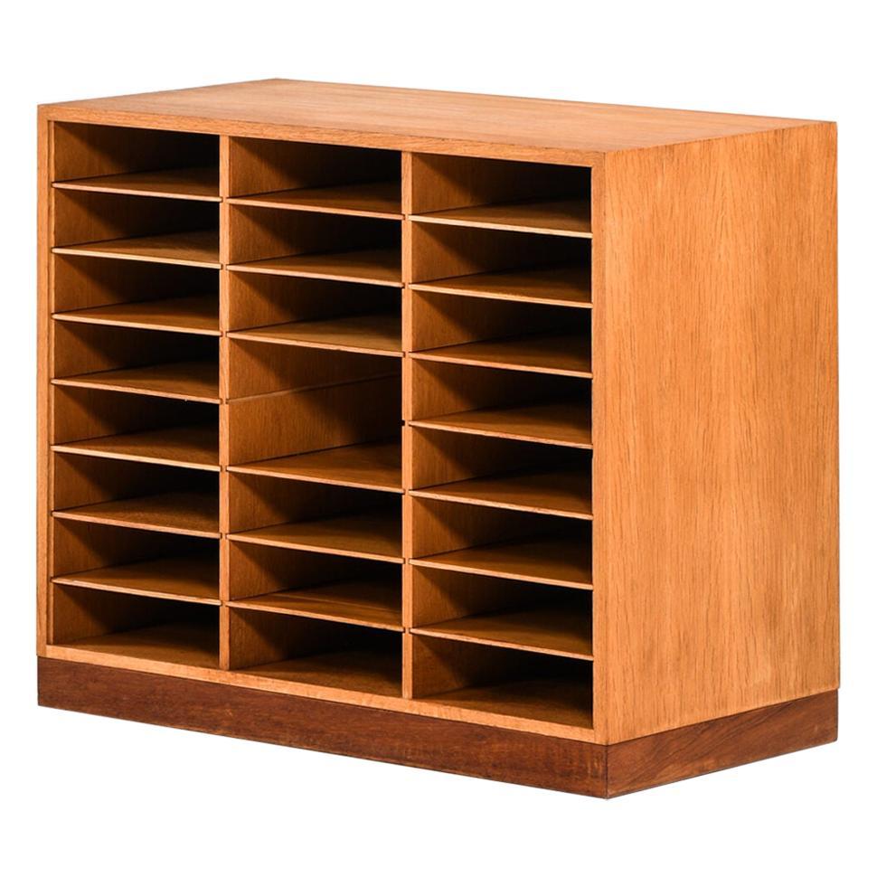 File Cabinet Attributed to Arne Vodder Produced by Vamo Sønderborg in Denmark