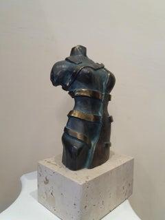 Torso. Original resin esculpture