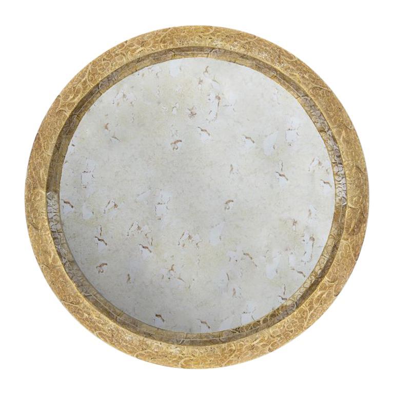 Filigree Ring Mirror II For Sale
