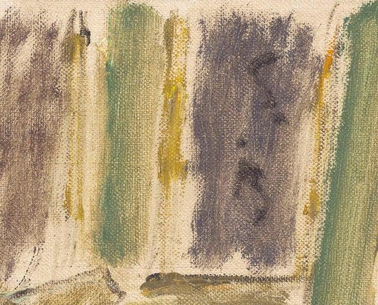 Natura Morta con ostriche, de Pisis (Still Life Oysters Painting) For Sale 1