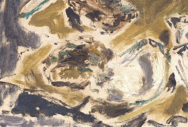 Natura Morta con ostriche, de Pisis (Still Life Oysters Painting) For Sale 3