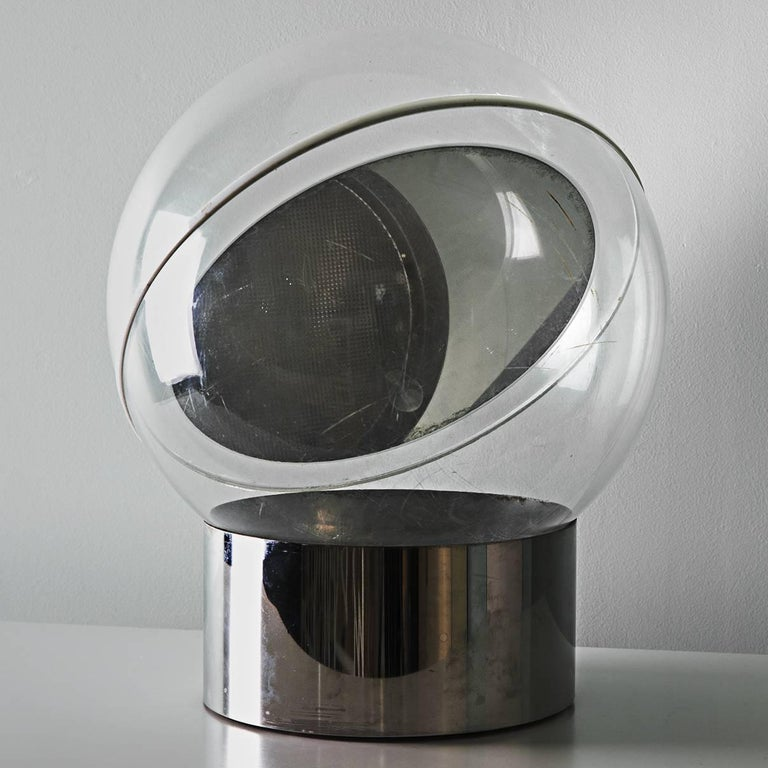 Mid-20th Century Filippo Panseca for Kartell Mod. 4043 Table Lamp, 1968 For Sale