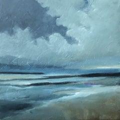 Daybreak, Painting, Acrylic on Canvas