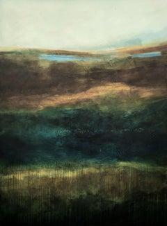 Deep Sea, Painting, Acrylic on Canvas