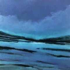 Eternal Sky, Painting, Acrylic on Canvas