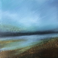 Evening Tide, Painting, Acrylic on Canvas