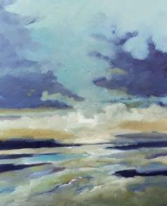 Horizon, Painting, Acrylic on Canvas