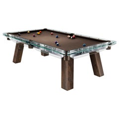 Filotto Modern Style Wood Edition Pool Table by Impatia