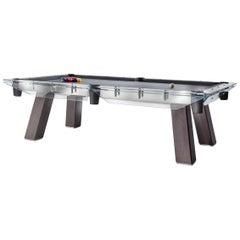 Filotto Wood, Contemporary Design Pool Table/ Billiard Table by Impatia
