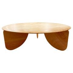 Fin Coffee Table by Evan Bush in Birch