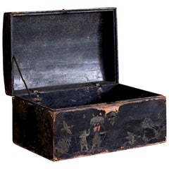 Fine 18th Century Baroque Chinoiserie Chest
