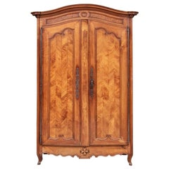 Fine 18th Century French Armoire
