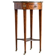 Fine 18th Century Gustavian Side Table