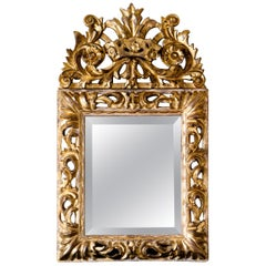 Fine 18th Century Swedish Baroque Mirror