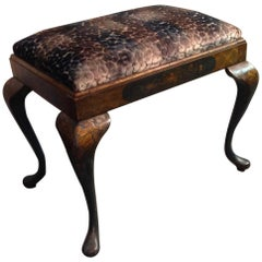 Fine 19th Century Chinoiserie Bench