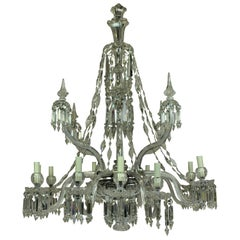 19th Century Chandeliers and Pendants