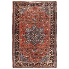 Antique Persian Bidjar (Signed)
