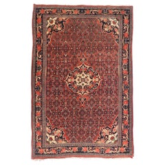 Fine Antique Bidjar Persian Rug, Hand Knotted, circa 1890