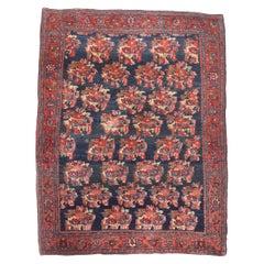 Fine Antique Bijar Persian Rug, Hand Knotted, circa 1890