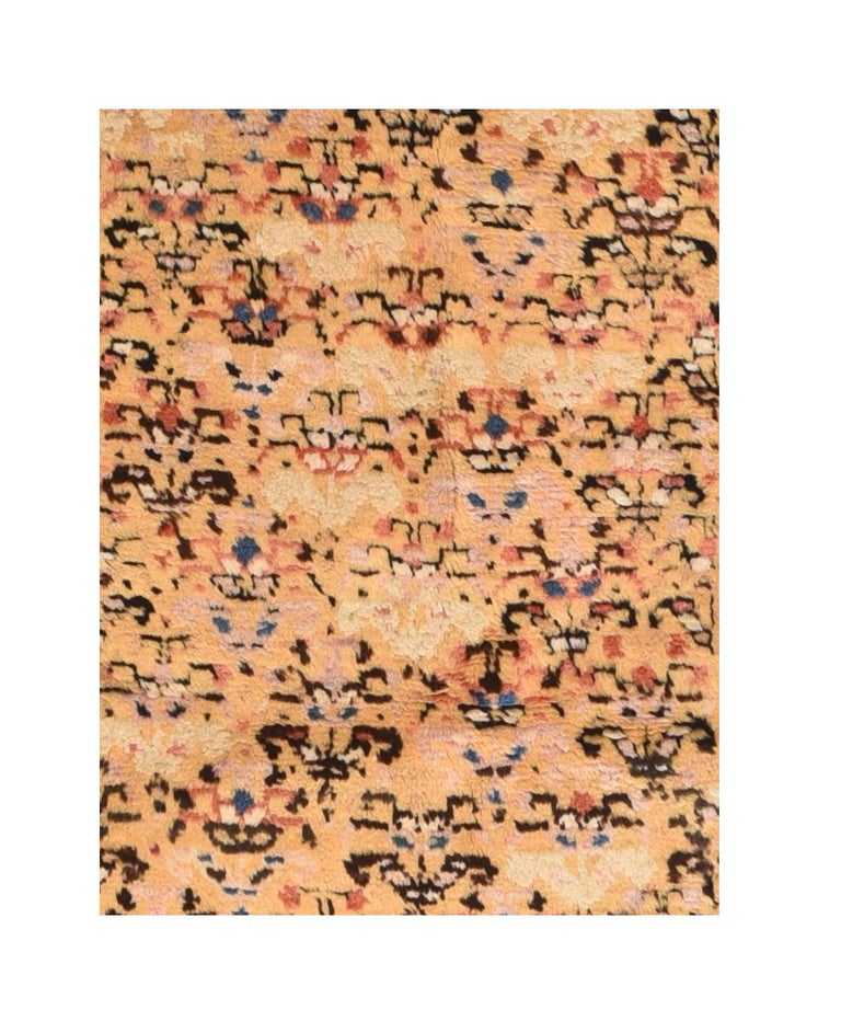 Fine antique Caucasian rug, hand knotted, circa 1900