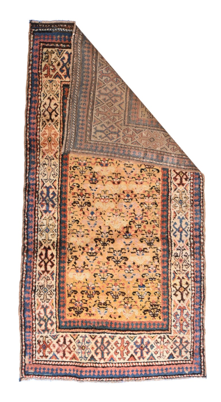 Other Fine Antique Caucasian Rug, Hand Knotted, circa 1900 For Sale