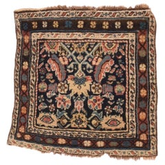 Fine Antique Nw Persian Tribal Rug, Hand Knotted, circa 1890