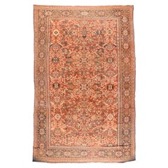 Fine Antique Persian Mahal Soultanabad