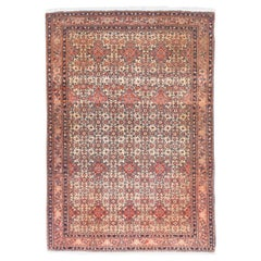 Fine Antique Tabriz Persian Rug, Hand Knotted, circa 1890
