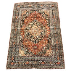 Fine Antique Tabriz Rug