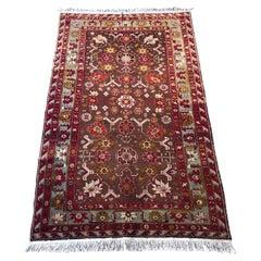 Fine Antique Tribal Caucasian Rug