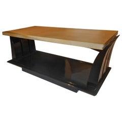 Fine Art Deco Coffee Table Stamped Atelier Majorelle Nancy